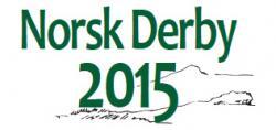 Norsk Derby 2015 logo