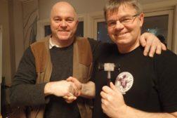 Anders Simensrud er ny NVK-leder