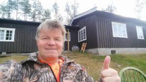NVK-leder Anders Simensrud ønsker deg velkommen i klubben!