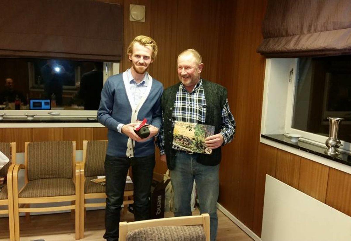 Ole-Erik overtar i Vestfold/Telemark