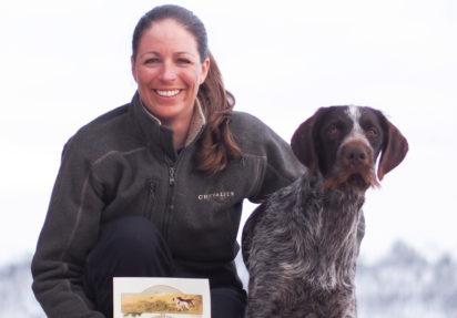 Ellen Marie Imshaug og Munkefjellets Vill Iver