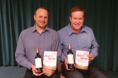 Roger Brenden og Erik Huse ble takket for innsatsen