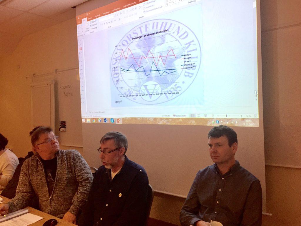 Avlsrådets presentasjon på Dk 2017 ved Kai-Rune Johannessen.
