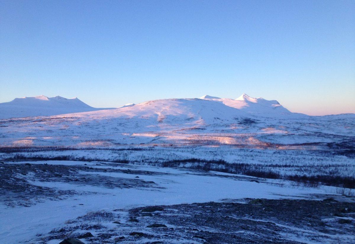 Vintersamling NVK Nordland på Saltfjellet