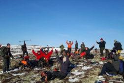Distriktsmesterskap og vintersamling i Trøndelag