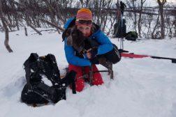 1.AK til KV Sikka under vinterens første prøvehelg!