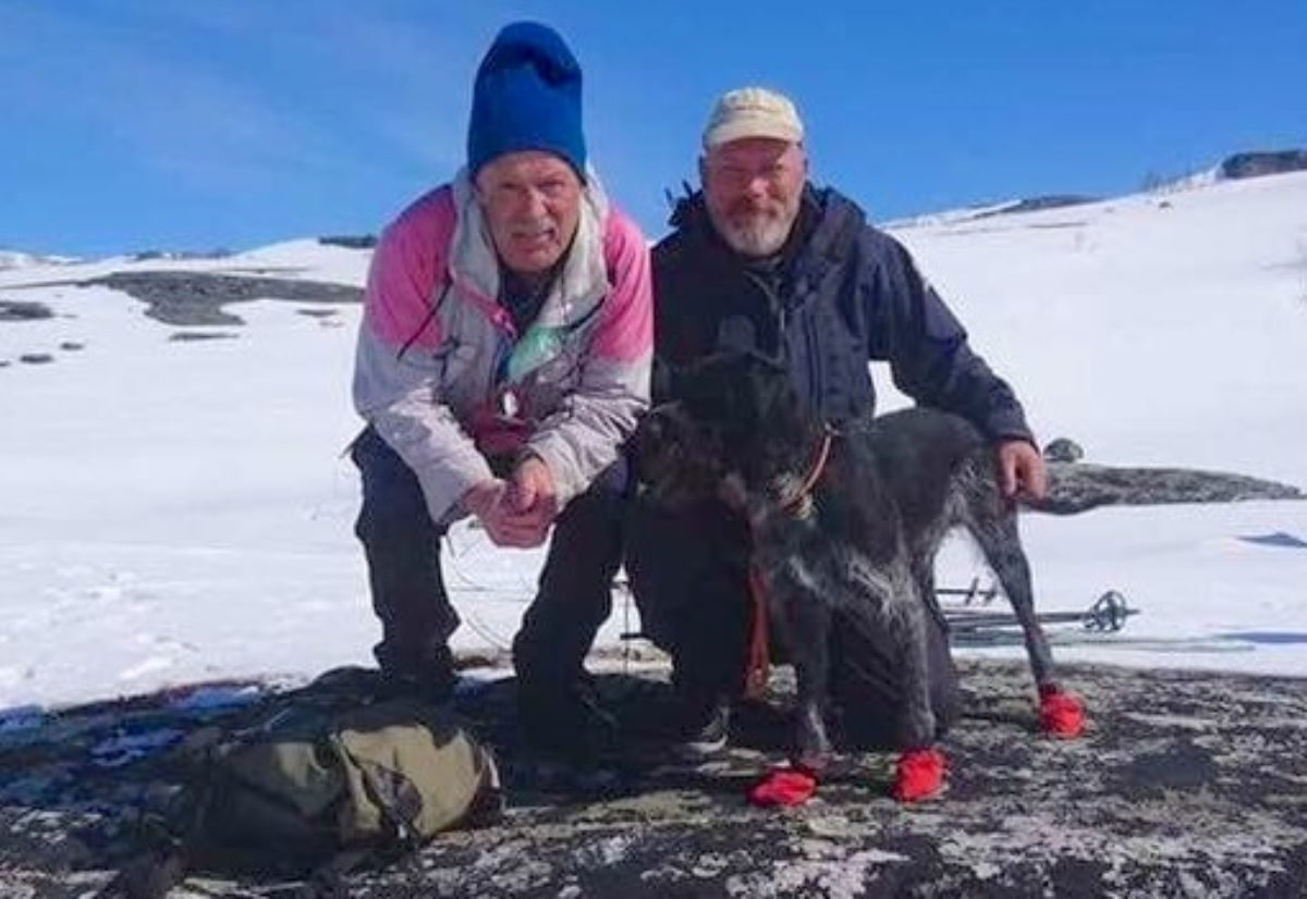 2.AK og 3.AK på Prinz på Saltfjellet