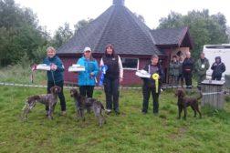 Spesialutstilling for vorstehhunder i Troms 29.juli.