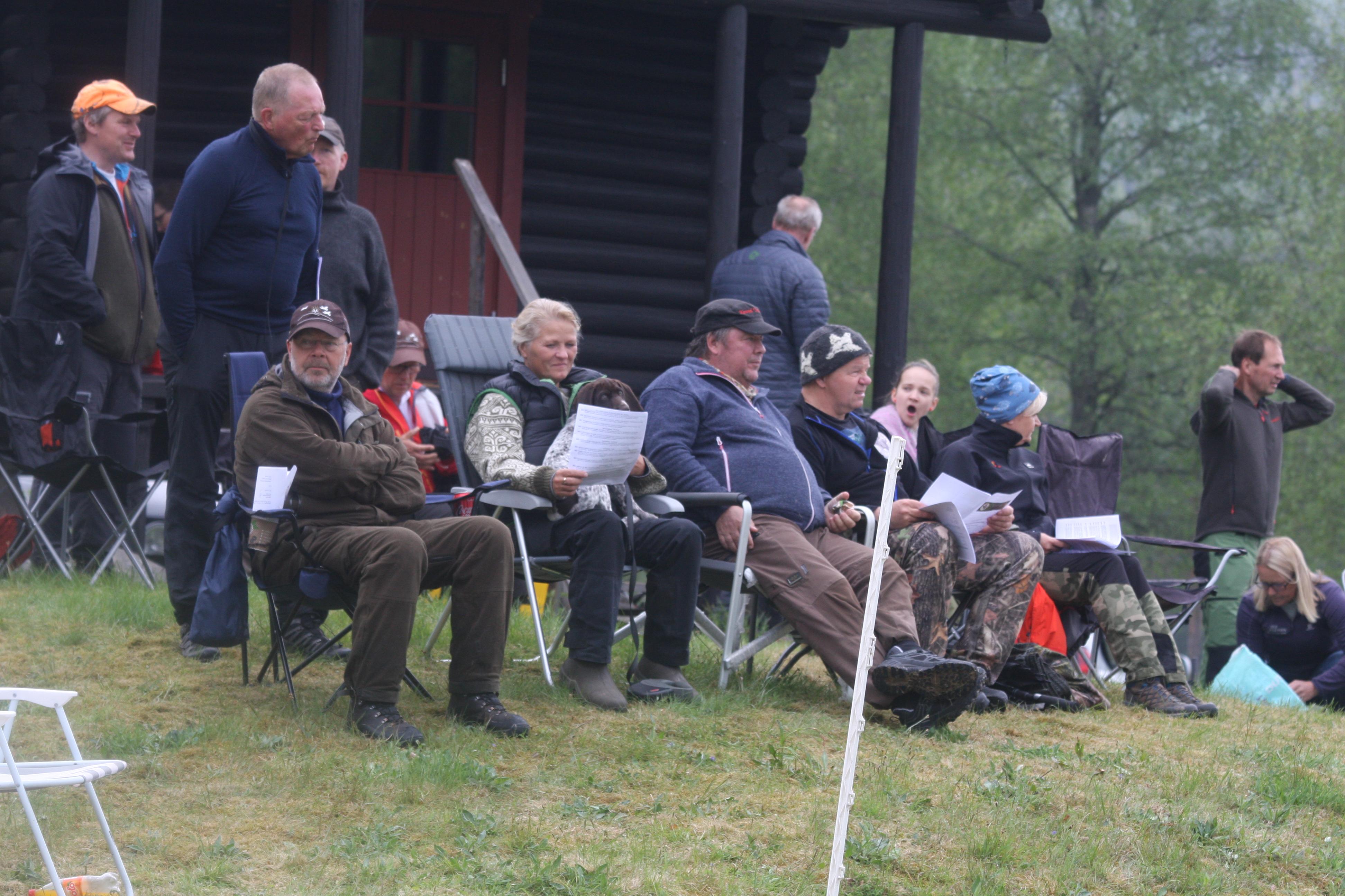 Veteraner på landssamling