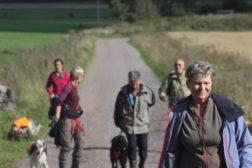 Treningssamling med Kragborg på Trossnäs