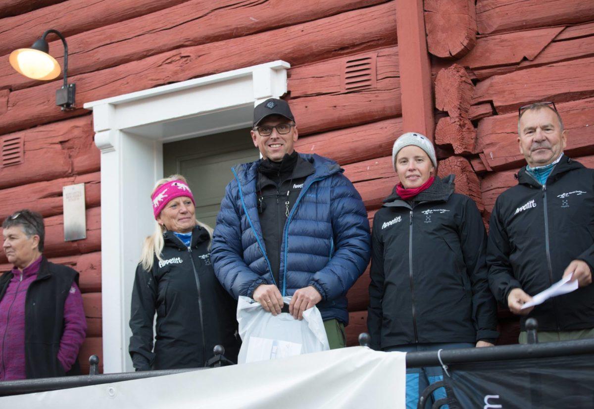 1. premie kval. på Zicita i Norsk Derby