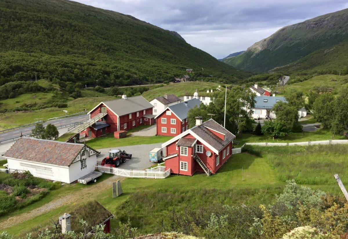 Lagene til NM høyfjell høst