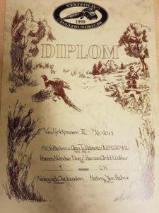 Tullamores diplom fra Vestfold 2
