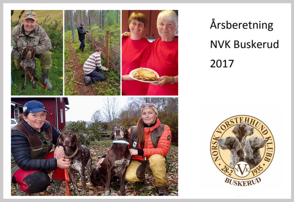 Minner om årsmøtet i NVK Buskerud 6. des