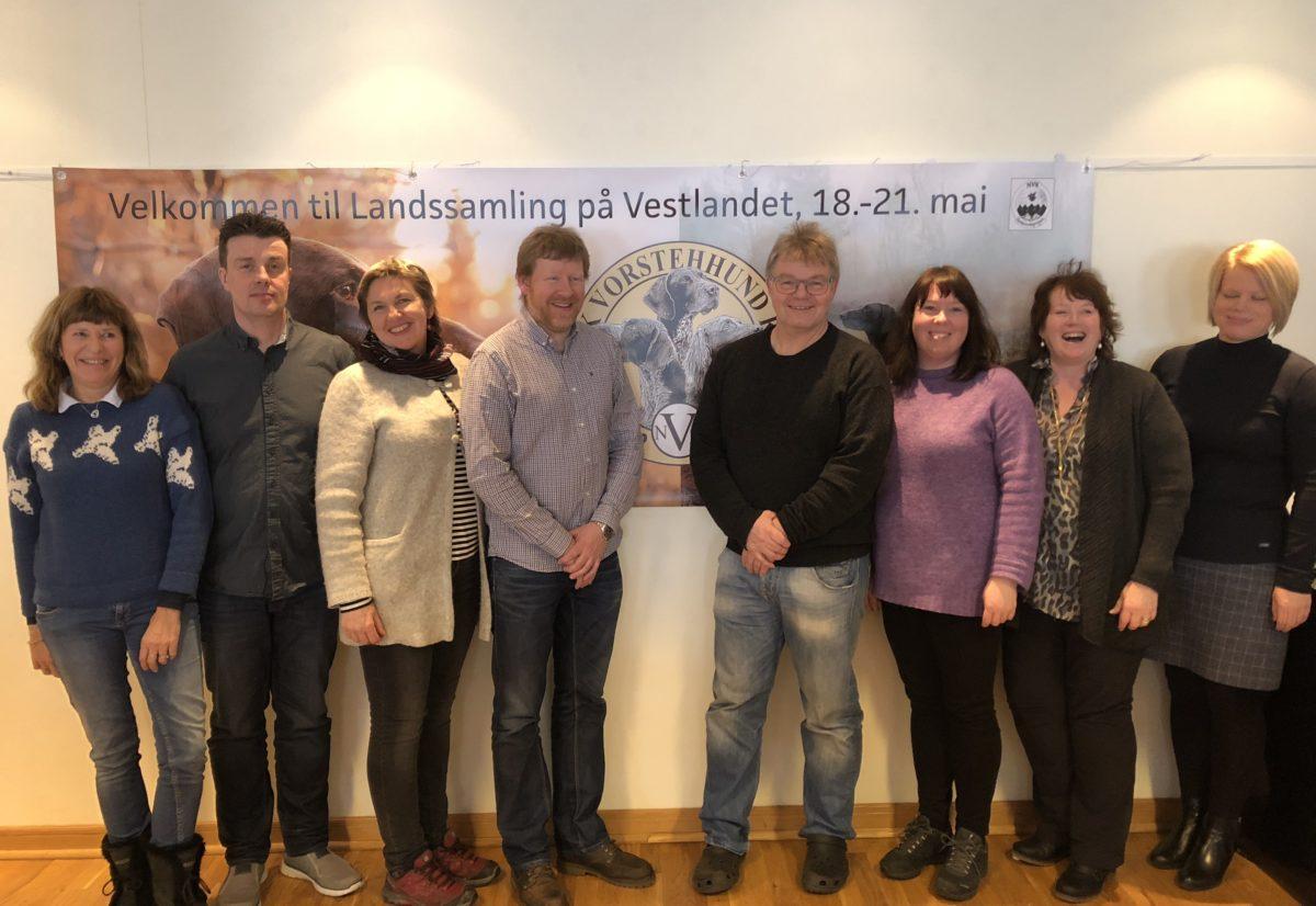 Anders Simensrud gjenvalgt som NVK-leder