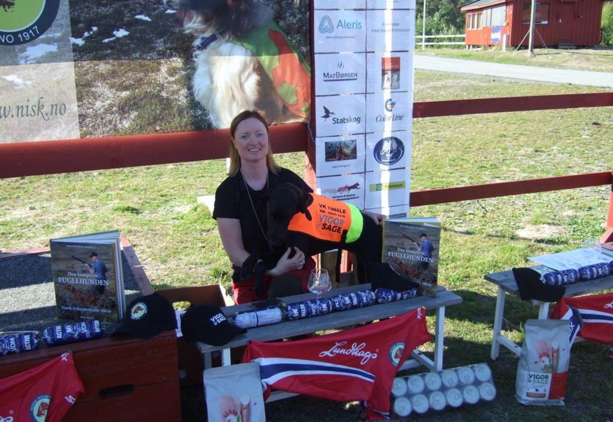 Kali og Tiril med premier i finalen i NM Skog!
