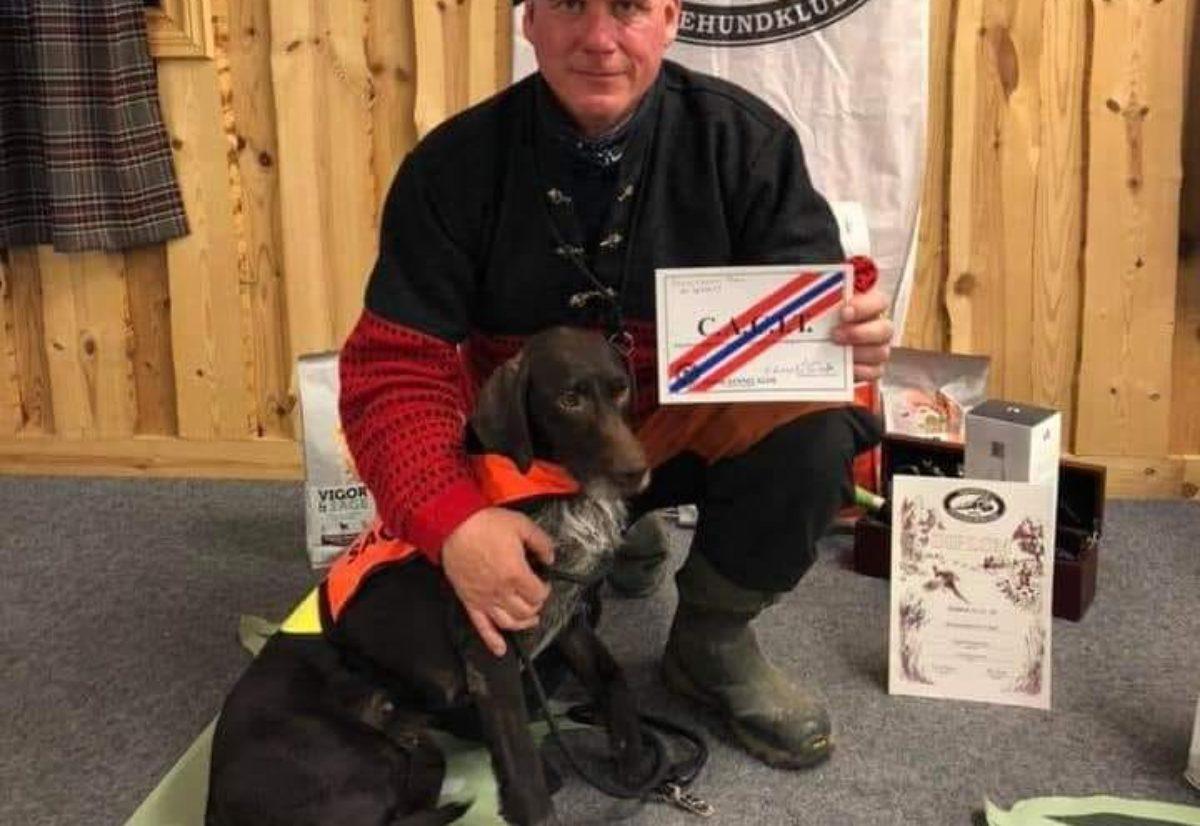 NVK V/T hunder med strålende resultater på Vestfold II