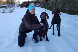 Ny kontakt i Agder: Nina Helene Helle