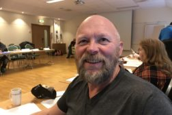 Ny kontakt i Finnmark: Petter Kaald