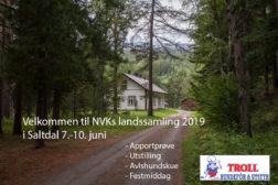 Landssamling 2019 i Nordland