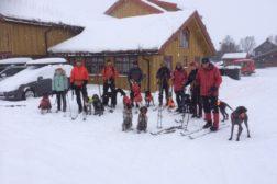 Rapport fra vintersamlingen 2019 på Hovden