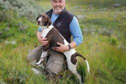 Strålende første prøvehelg for V/T hunder