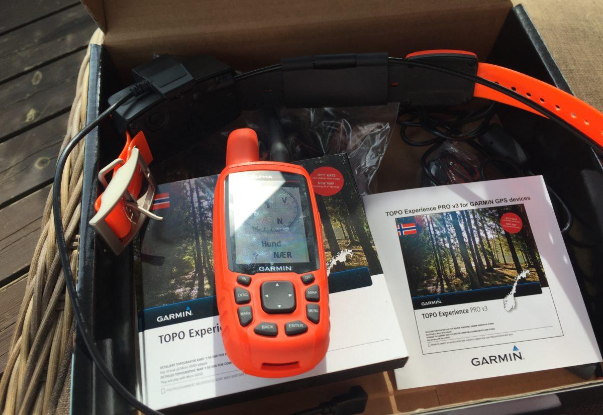 GPS-kurs 4. september.