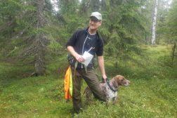 Ny VK-hund og 1. AK/UK i Vestfold/Telemark