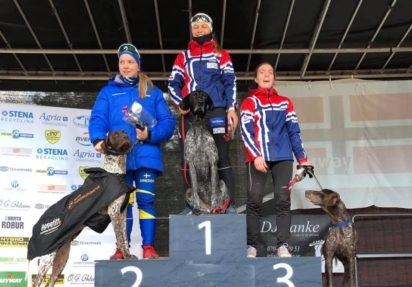 Sterk norsk innsats i hundekjører-VM