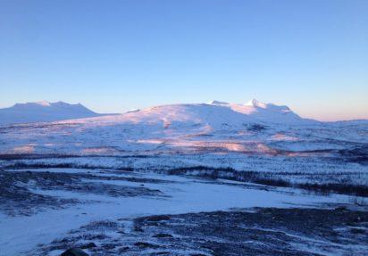 Vintersamling på Saltfjellet 14. og 15. mars 2020