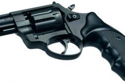 Knallvåpen/startpistol er blitt registreringspliktig