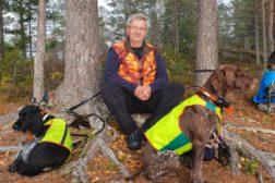 Ny leder i Buskerud: Ernst Evensen