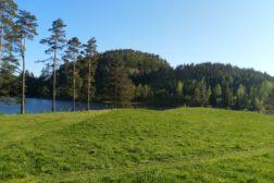 Trening 22. juni på Foss i Bjelland