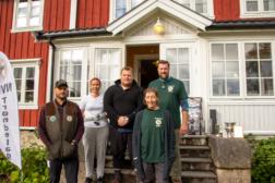 NM skog 2020 – første gang på skogsfuglprøve