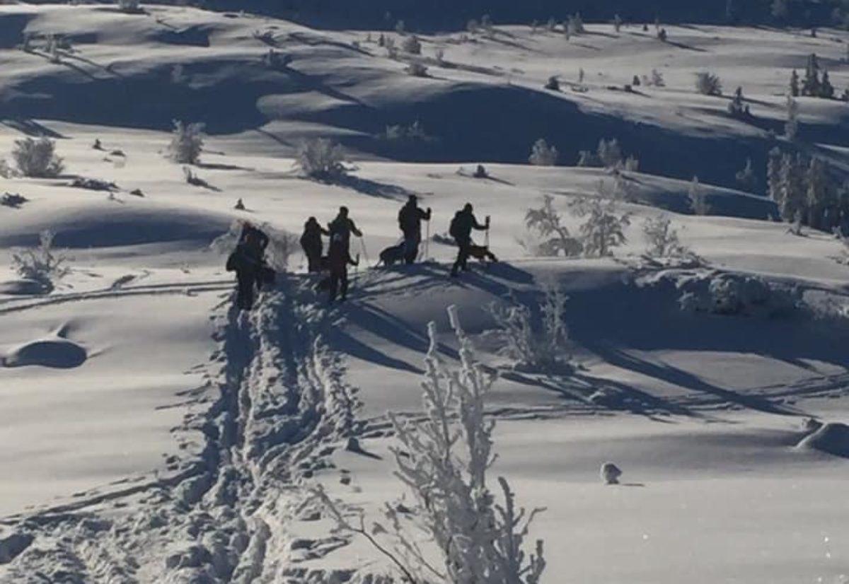 DM Høyfjell vinter og treningssamling 2021