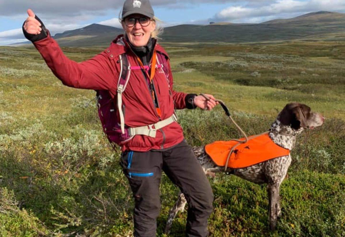 Beste AK-hund på BJFF høstprøve