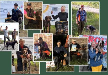 12 førstepremier på skog